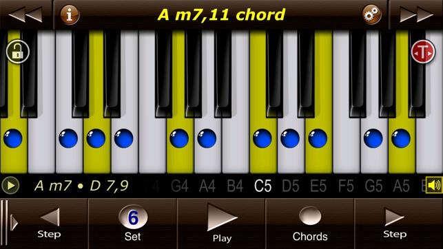 Quartal Harmony Arpeggio Piano On The App Store