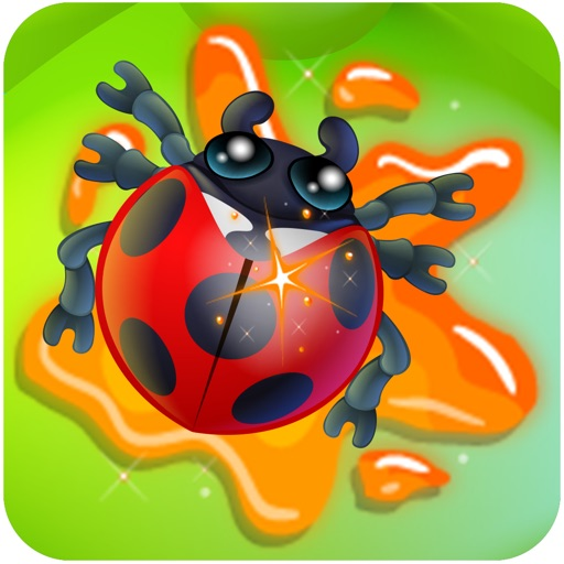 Do not Touch Beetle - Ant and Insect Smasher Game for Kids and Adults iOS App