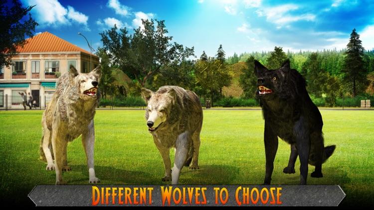 Wolf Pack Attack 2016 screenshot-4