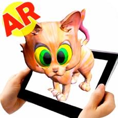 Activities of AR填色本- AR ARKids - 與增強現實效果著色. 虛擬現實 3D VR 兒童教育. 增强现实 app