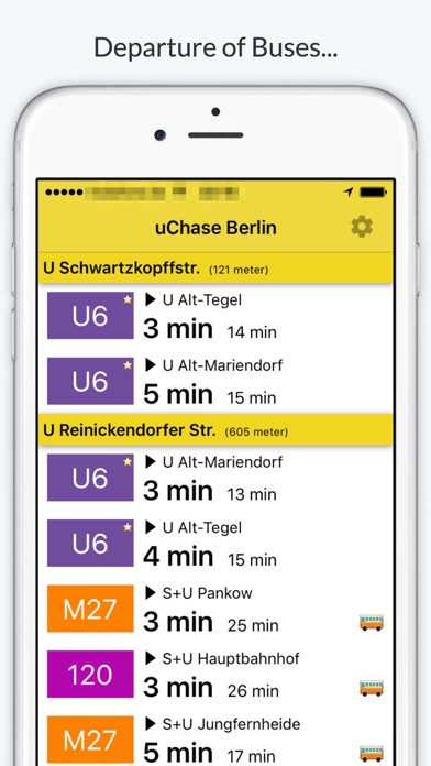 uChase Berlin Premium screenshot four