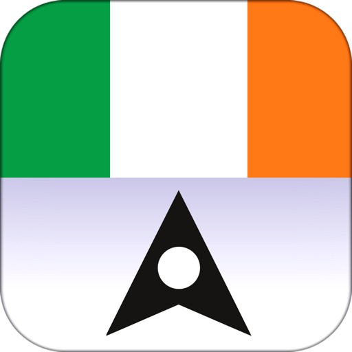Ireland Offline Maps and Offline Navigation