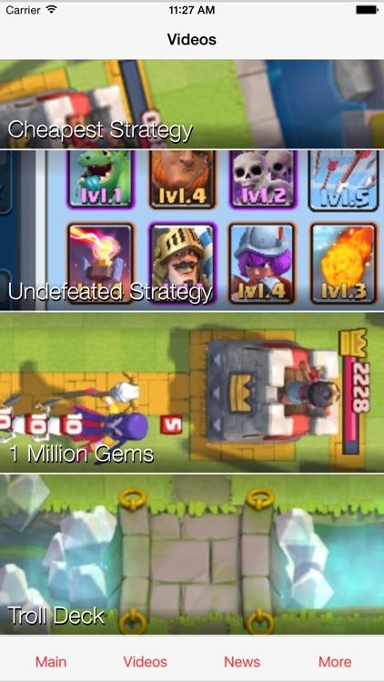 Cheats + for Clash Royale screenshot-3