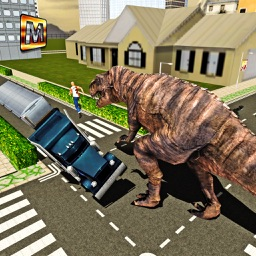 City Dino Attack 2016 -Free Game