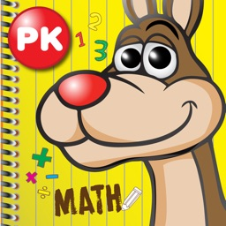 Cool Kangaroo Study Kindergarten Math : kinder Games for Kid