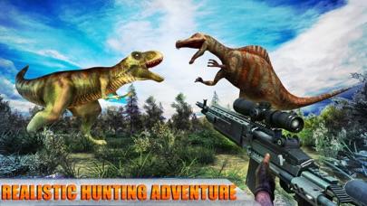 Jungle Dino Hunting 3D