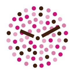 hanasaka時計