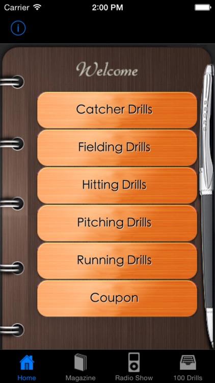 Softball Drills screenshot-3