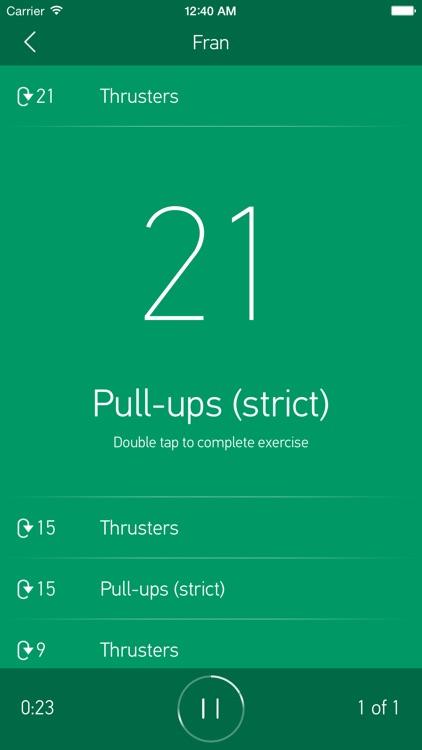 FitHIT — Interval Timer & Workout Log screenshot-4