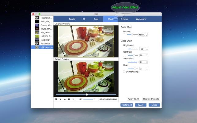 Super Video Enhancer Screenshot