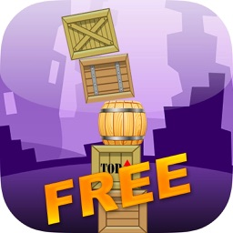 Stack Up Tower With Blocks FREE