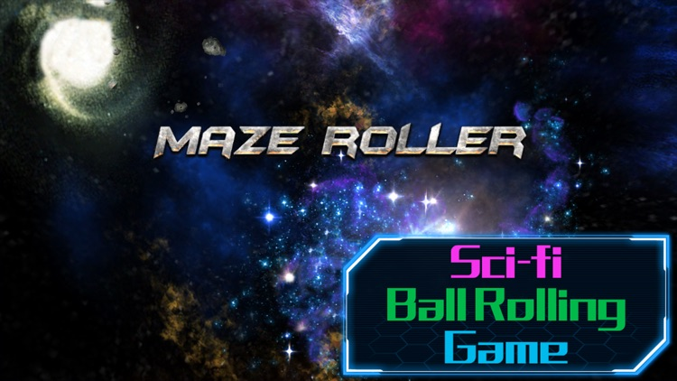 Maze Ball! - 3d classic balance ball game screenshot-0