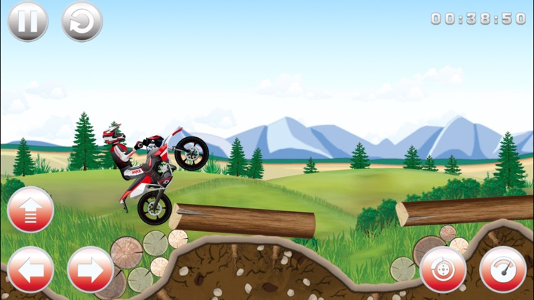 Motorcycle Games - motocross bike games for free screenshot-3