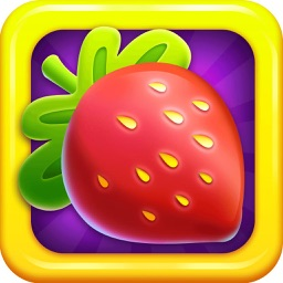 Elimination of fruit—the most puzzle game