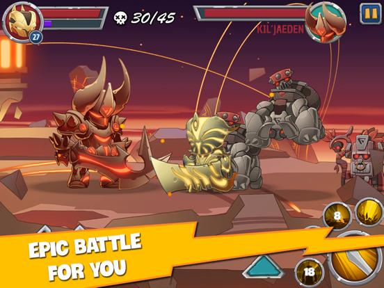 Legendary Warrior: Heroes Legendのおすすめ画像4