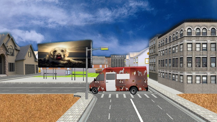 Crazy Horse Animal Transport - Deliver Horse & Dog In Transporter Truck