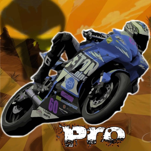 Bike Strike Race Pro - Scape from Military Base icon