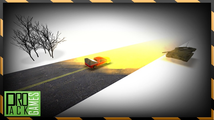 Reckless Enemy Tank Getaway - Dodge the attack in the world of tanks screenshot-3