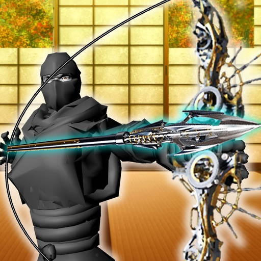 A Green Ninja - The Archer Master Legend