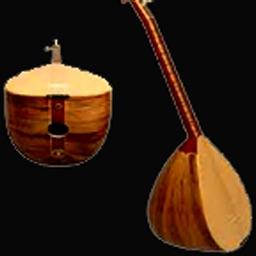 baghlama turkish / azeri music organ instrument simulator free