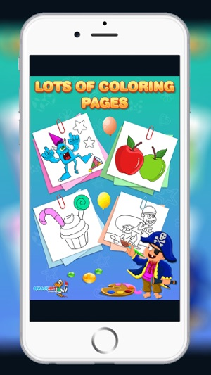 Fun Coloring Games