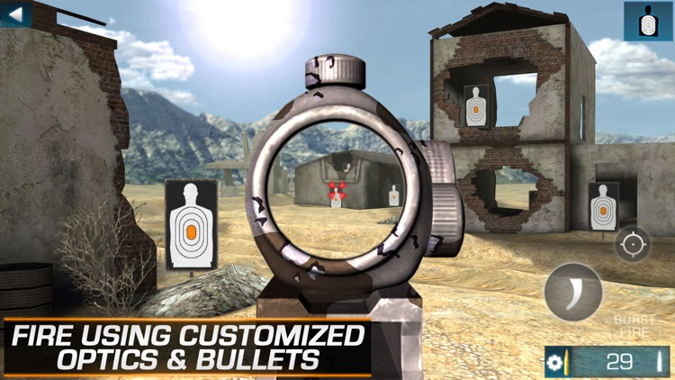 Gun Builder ELITE - Modern Weapons, Sniper & Assault Rifles