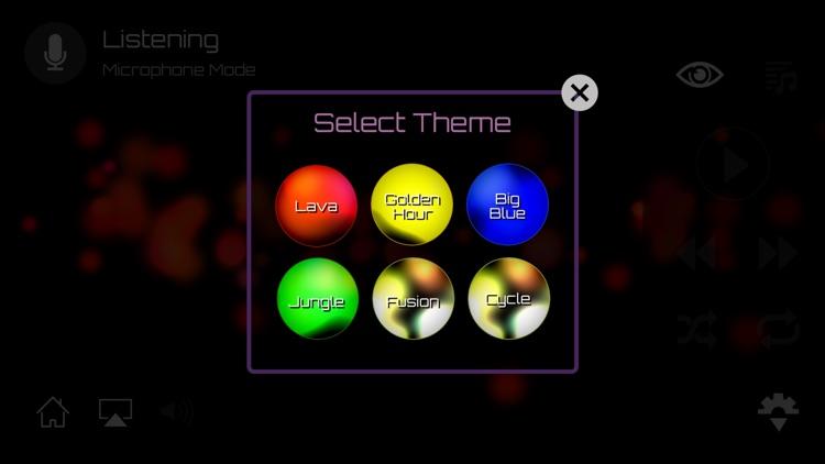 Acidik™ - Wearable Audio Visualizer screenshot-3