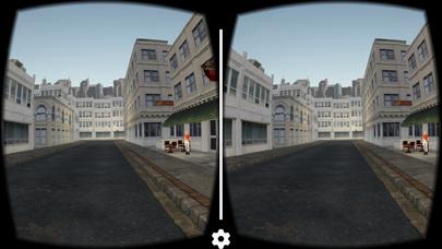 Screen Shot Under CalyPso VR 3