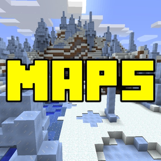 Maps for Minecraft PE (Mine Maps for Pocket Edition)