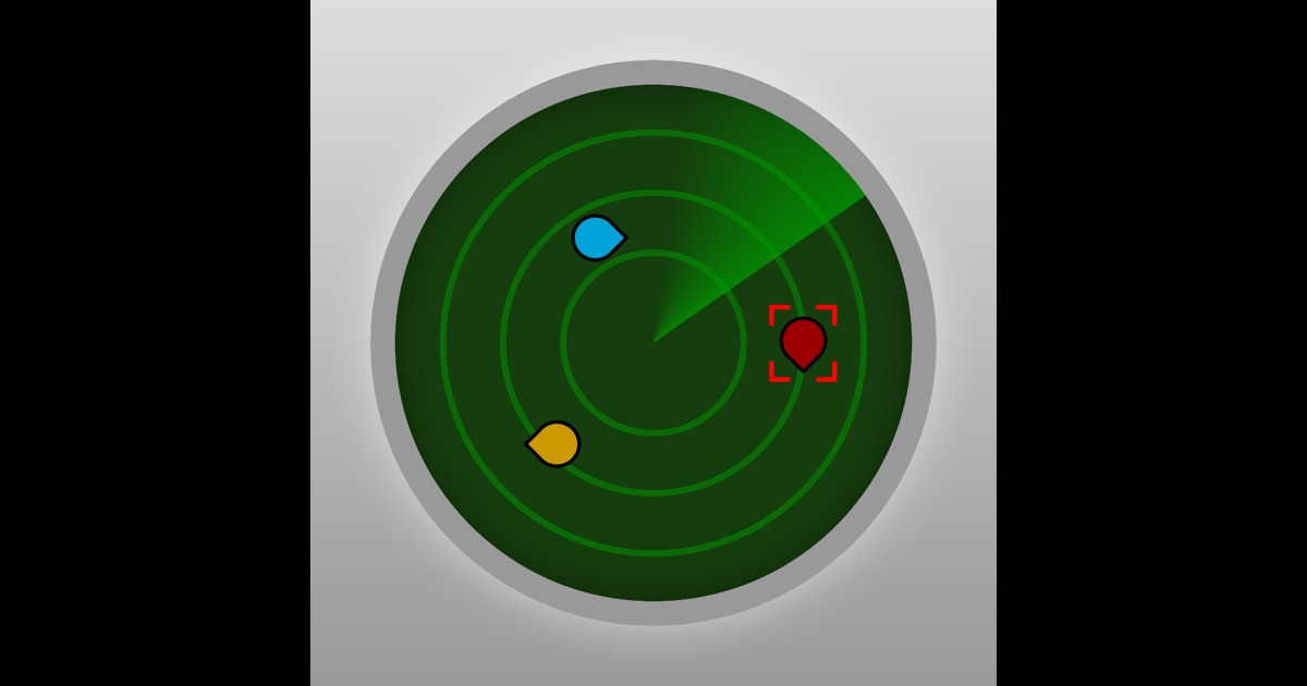 application radar iphone 5 gratuit