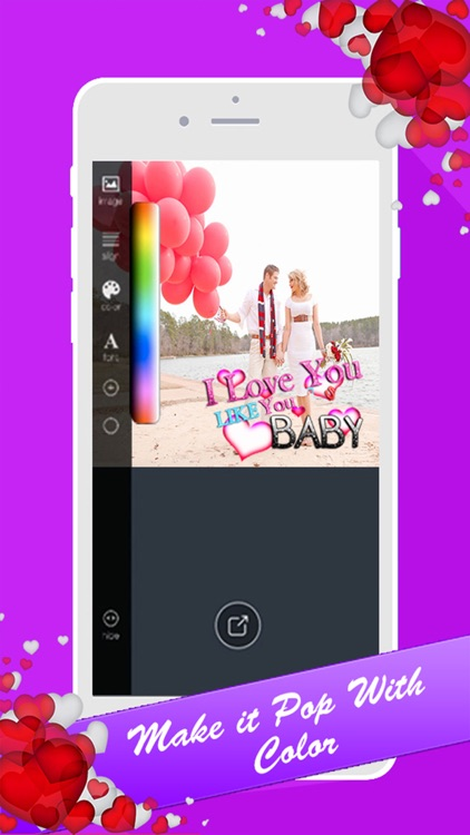 Photo Text Posts Editor - Easy Way To Add Colorful Quotes on Photos & Share