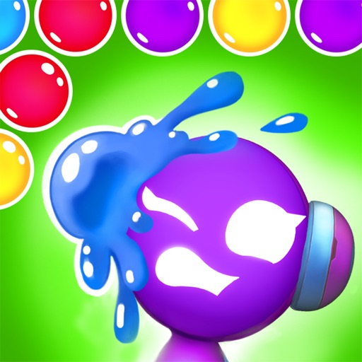 Mars Pop - Bubble Shooter icon