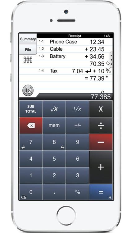Accountant Calc Universal Lite