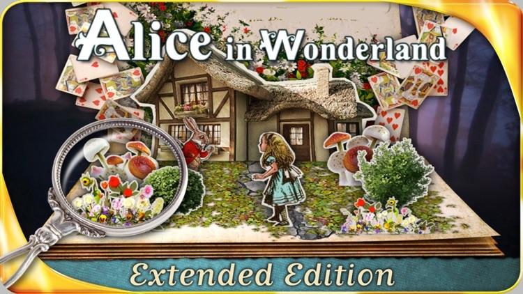 Alice in Wonderland (FULL) - Extended Edition - A Hidden Object Adventure screenshot-4