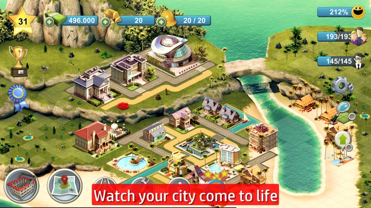City Island 4: Sim Town Village