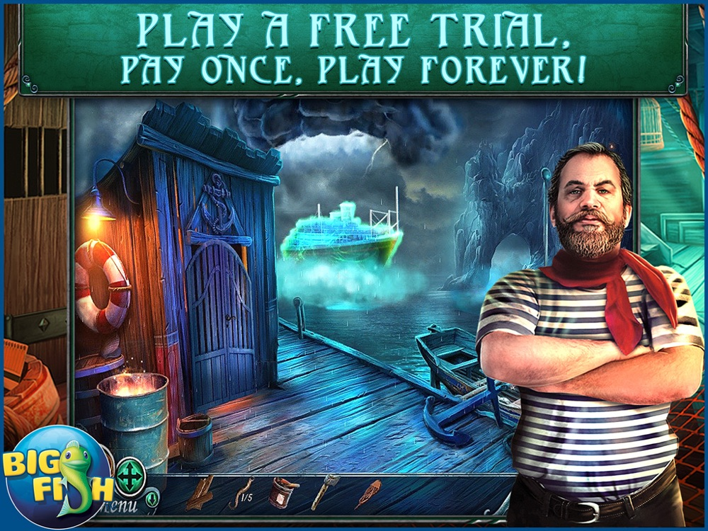 Rite of Passage: The Lost Tides HD – A Mystery Hidden Object Adventure Cheat Codes
