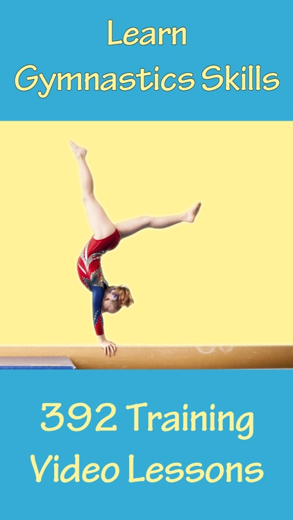 Learn Gymnastics Skills screenshot-0