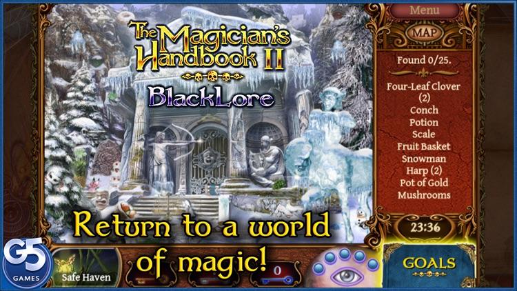 The Magician's Handbook II: Blacklore screenshot-0