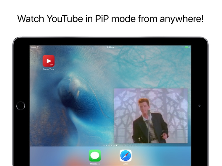 CornerTube - PiP for YouTube