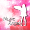 yongyu lai - Music Angel (红) artwork
