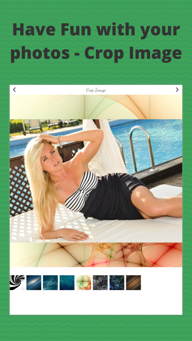 Fun Camera-Create Photo Collage,Effects and Share screenshot one