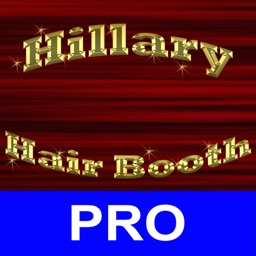 Hillary Hair Booth PRO – The Hillary Clinton Selfie App