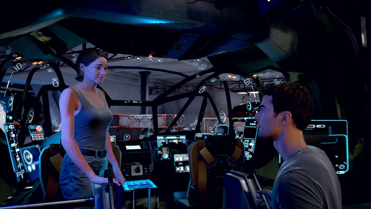 The Divergent Series: Allegiant VR - Mobile screenshot-4