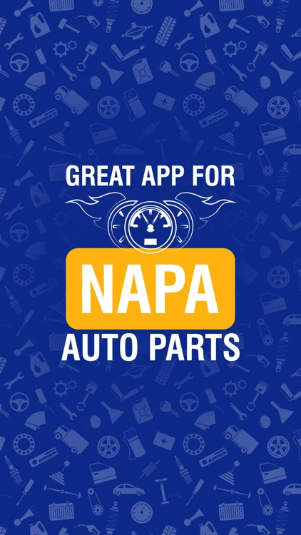 Great App for Napa Auto Parts