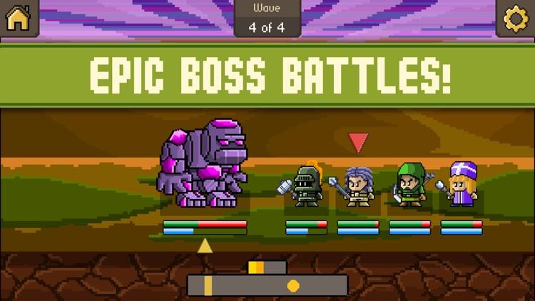 Iron Quest screenshot-4