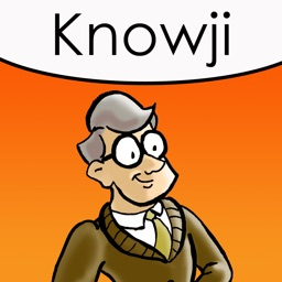 Knowji AWL (Academic Word List) Audio Visual Vocabulary Flashcards for ESL Students, and IELTS / TOEFL Exam Takers
