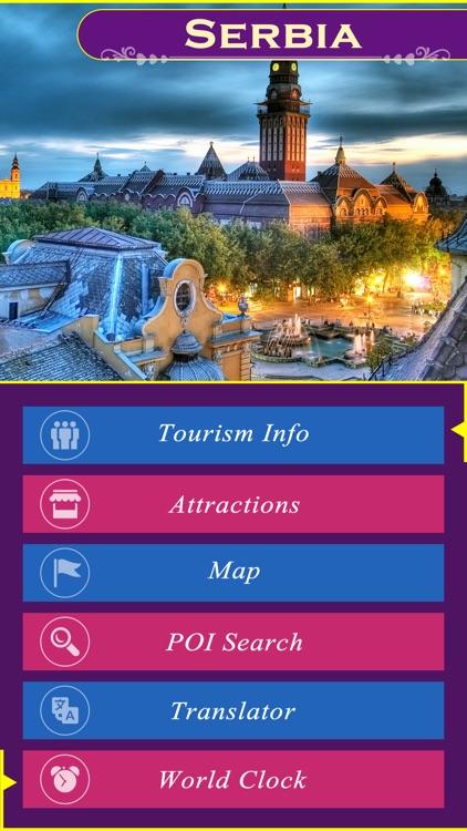 Serbia Tourist Guide