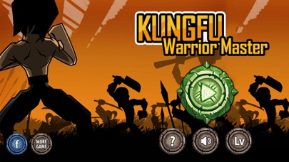 Kungfu Warrior Master: Fight Man Free Action Game screenshot one