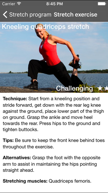 Stretch by Poworkout screenshot-4