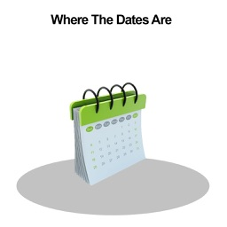 All about Where The Dates Are